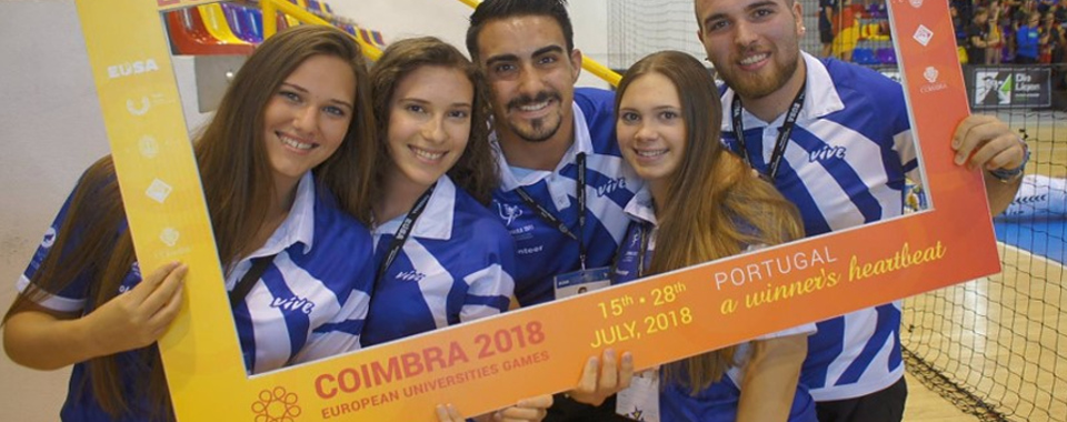 European Universities Games 2018