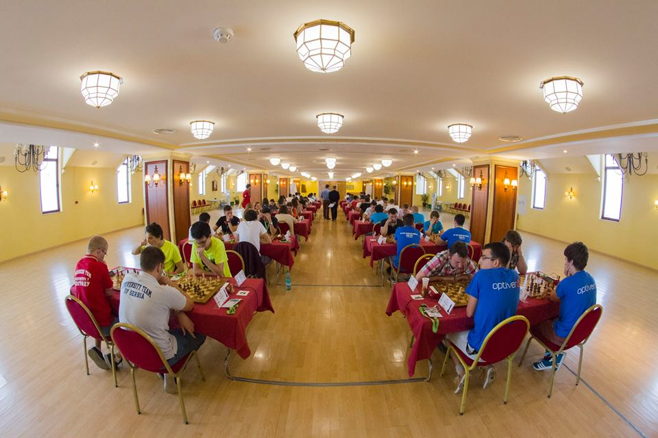 European Univetsities Chess Championship 2017 EUSA Fuengirola Spain