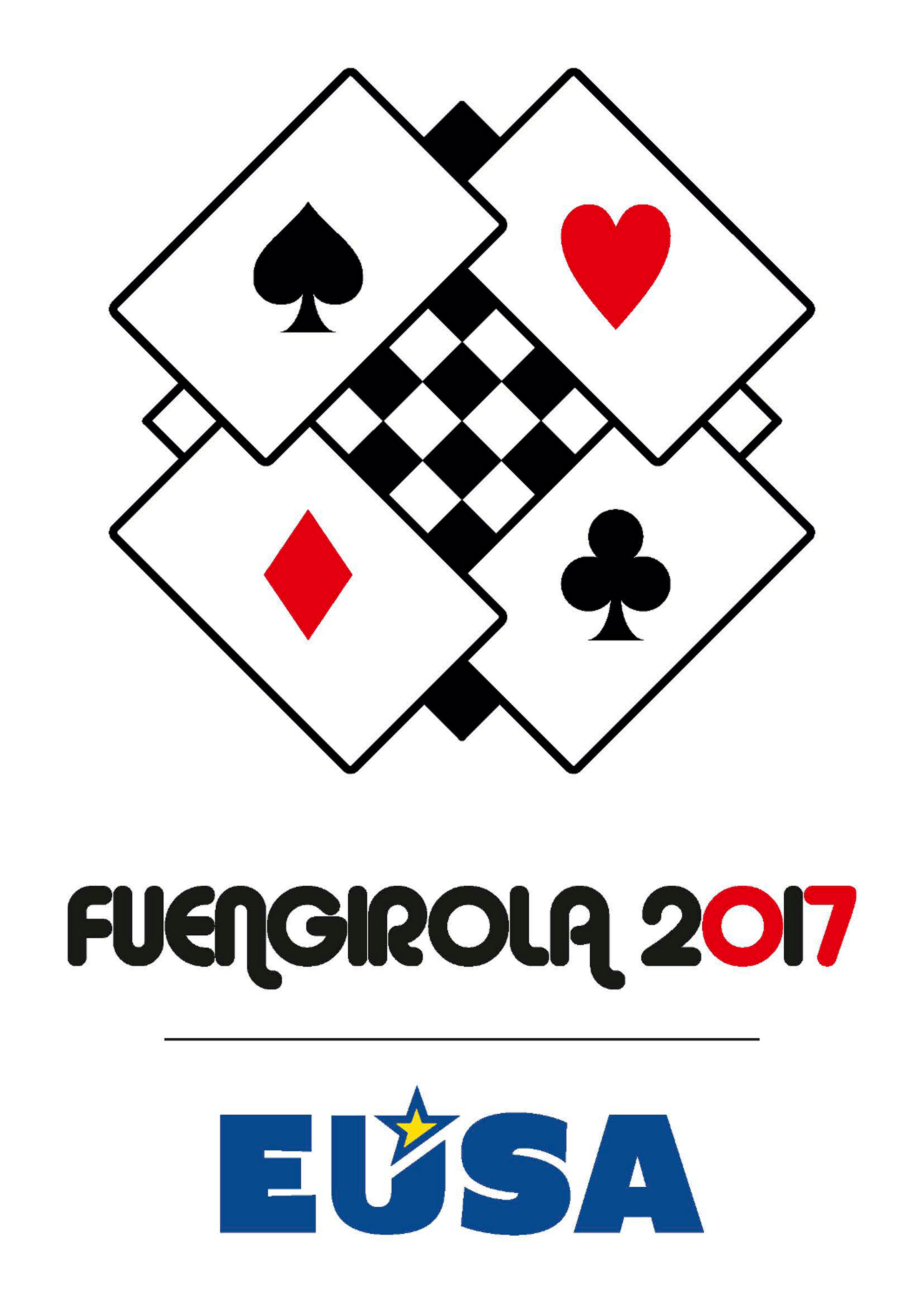 European Univetsities Chess Championship 2017 EUSA Fuengirola Spain logo