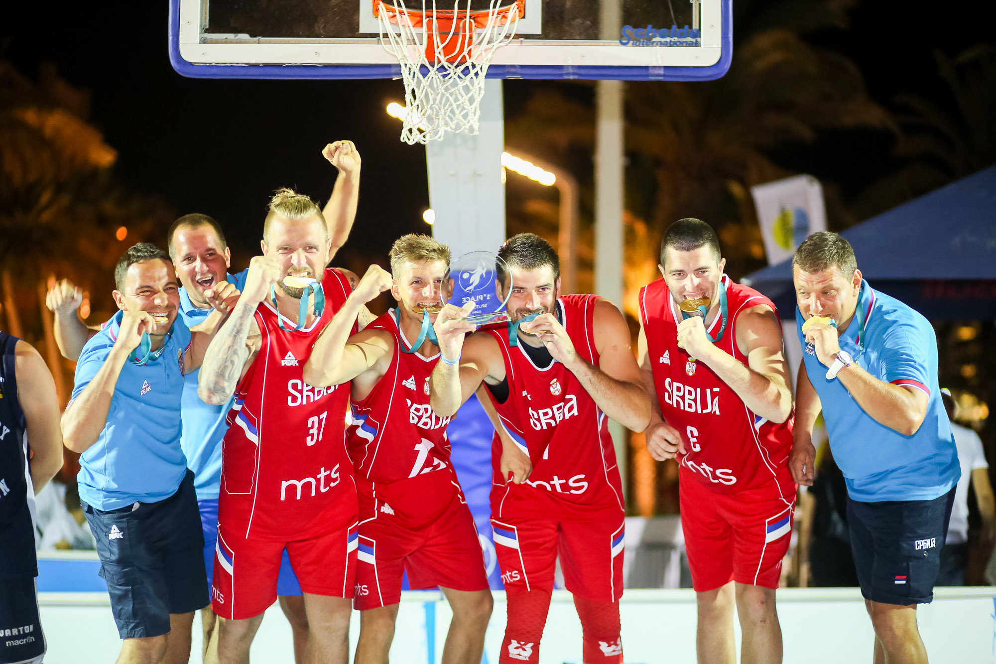 European Universities 3x3 Basketball Championship EUSA Split