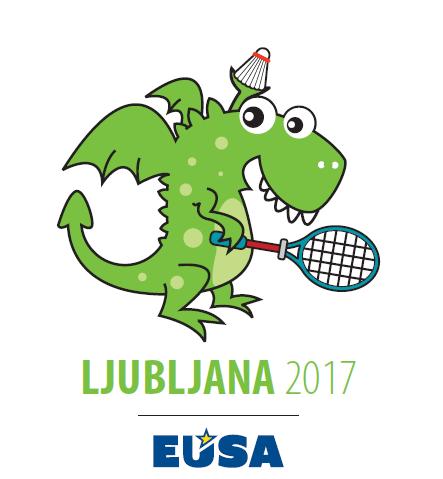 Badminton Championship 2017 Ljubljana Slovenia