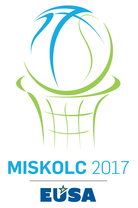 European University Basketball Championship 2017 EUSA Miskolc