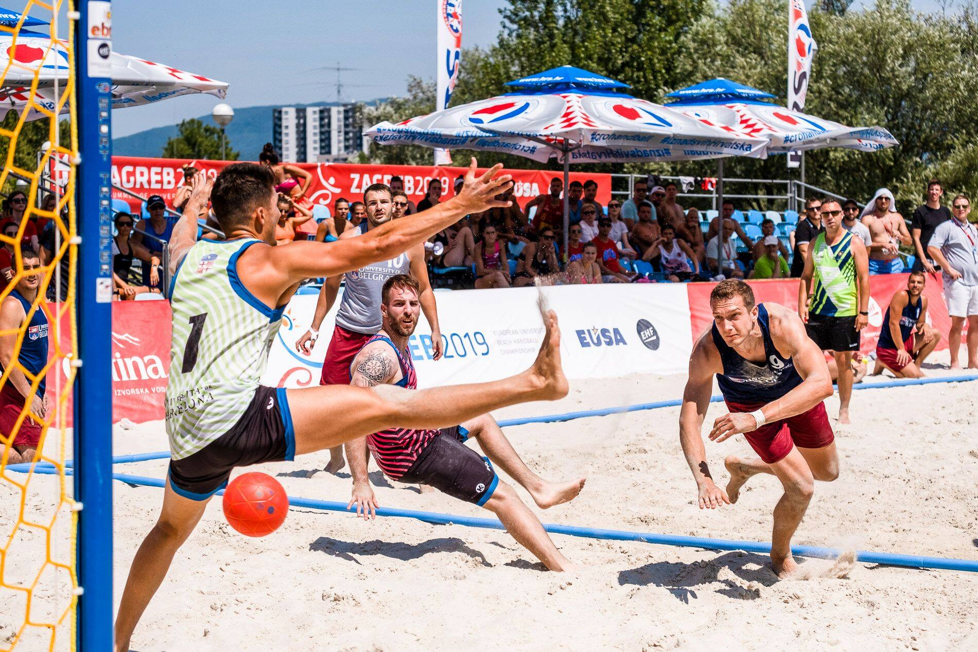 Beach Handball men
