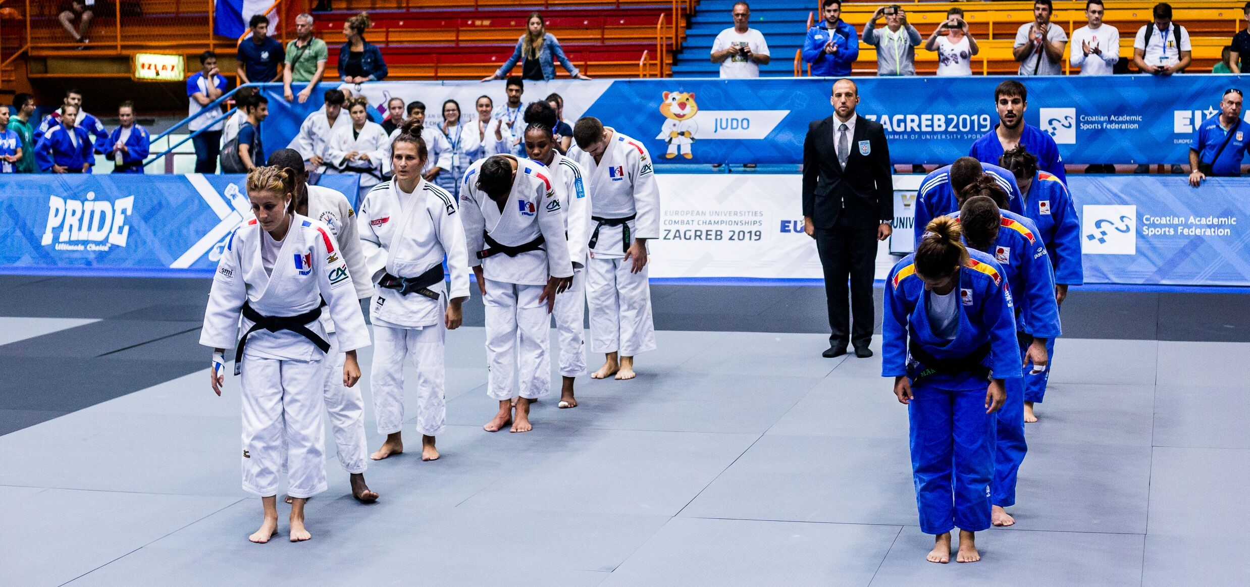 European Universities Judo Championship Eusa