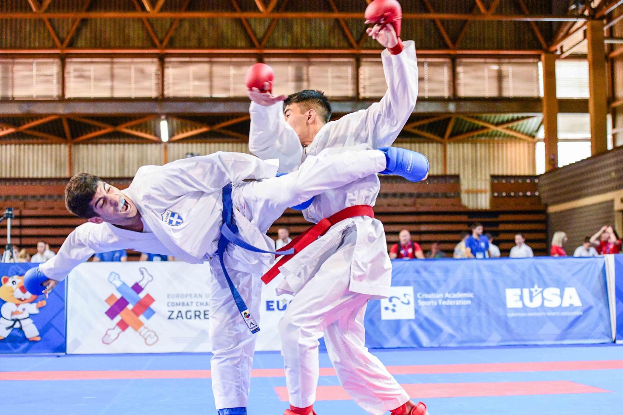 European Universities Karate Championship Eusa