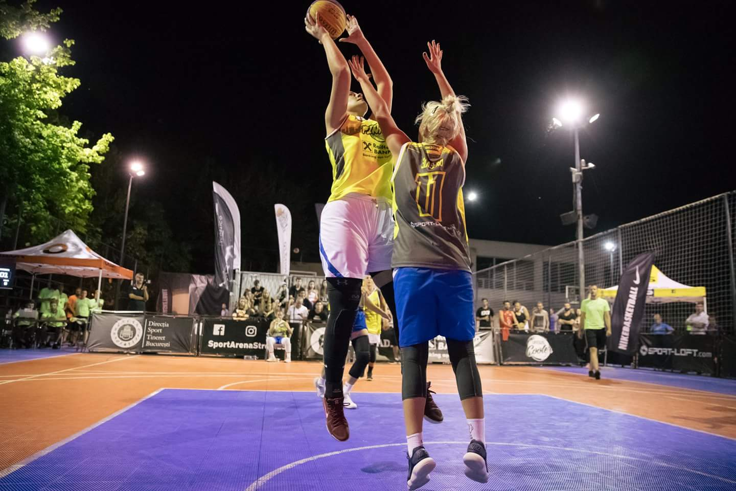 Elisabeth Pavel 3x3 Basketball 2