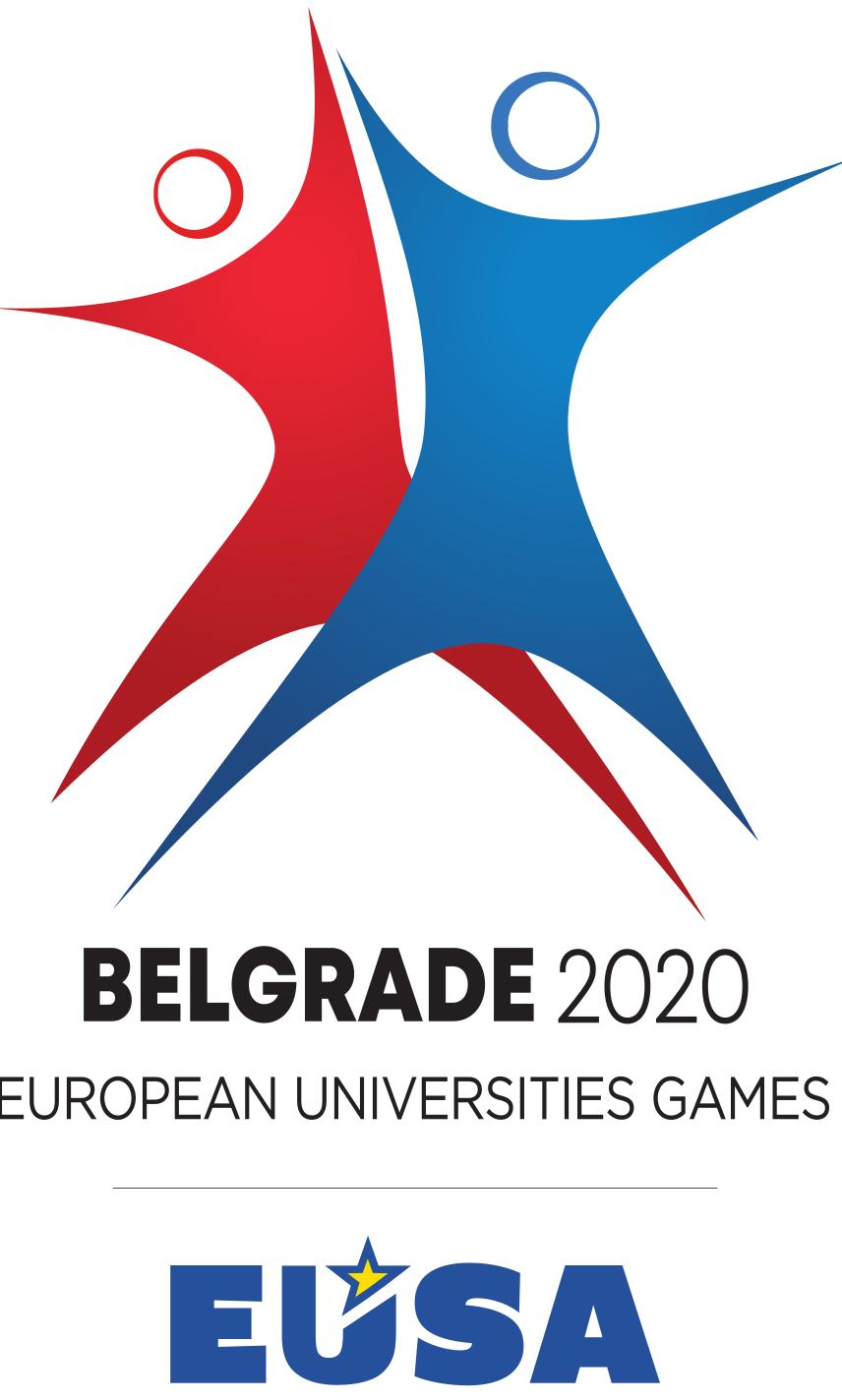 EUG Belgrade 2020 logo