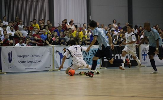 Futsal matches - men