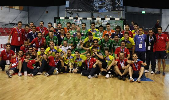 Medallists - Men