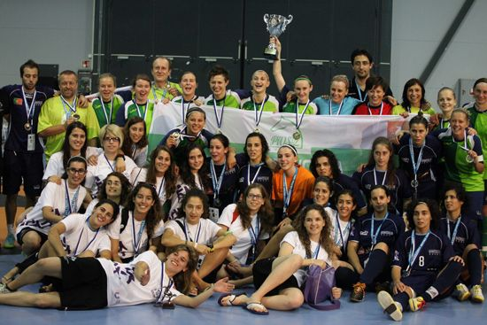 Medallists - Women