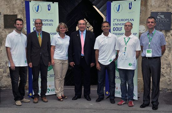 Representatives of EUSA and SUSA