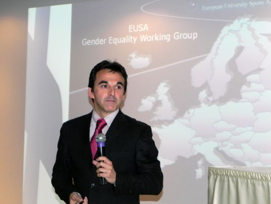 EUSA Gender Equality presentation