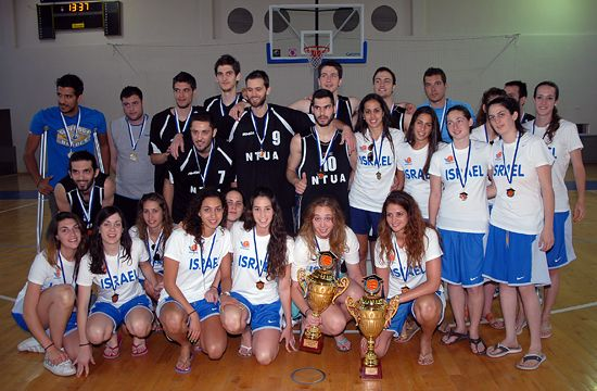 Winners of the Friendship Games 2011