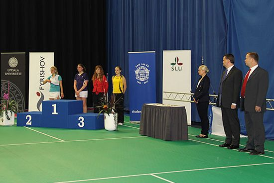 Awarding by Mr Bergh, Mr Cruse and Mrs Jobard