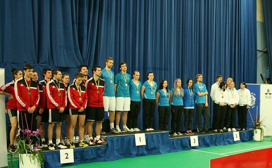 Team Medallists