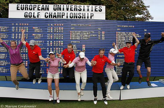 Conclusion of the EUC Golf