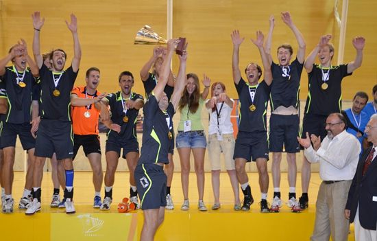 Winners - Men: Technical University of Munich