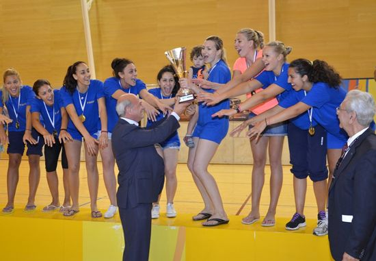 Winners women: University of Cyprus
