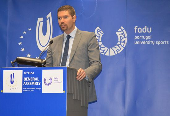 Mr Gianluca Monte, Policy Officer Sport Unit