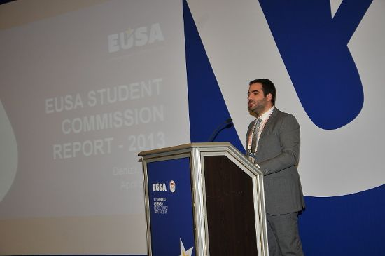 STC report was made by Mr Bruno Barracosa