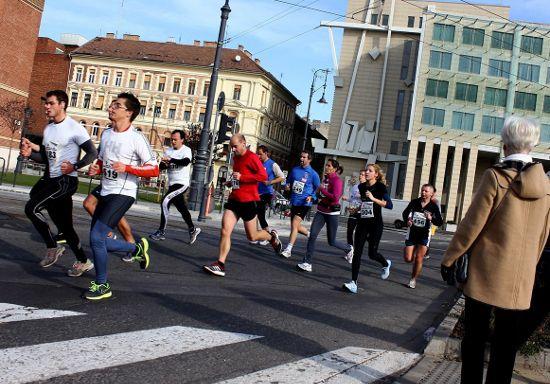Budapest University Half Marathon