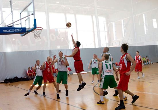 Competitions in Basketball