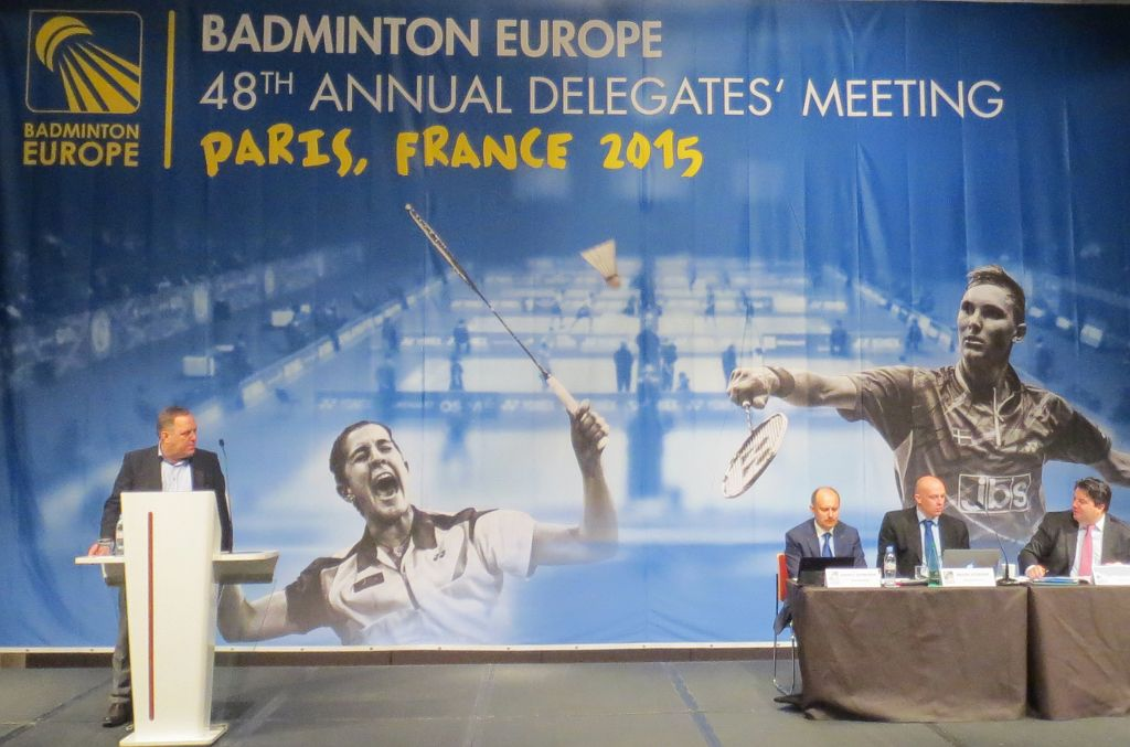 Badminton Europe Assembly