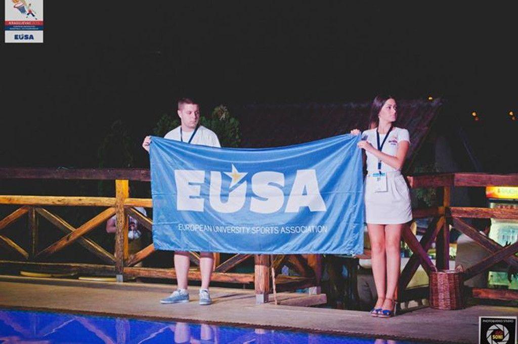 EUSA Flag