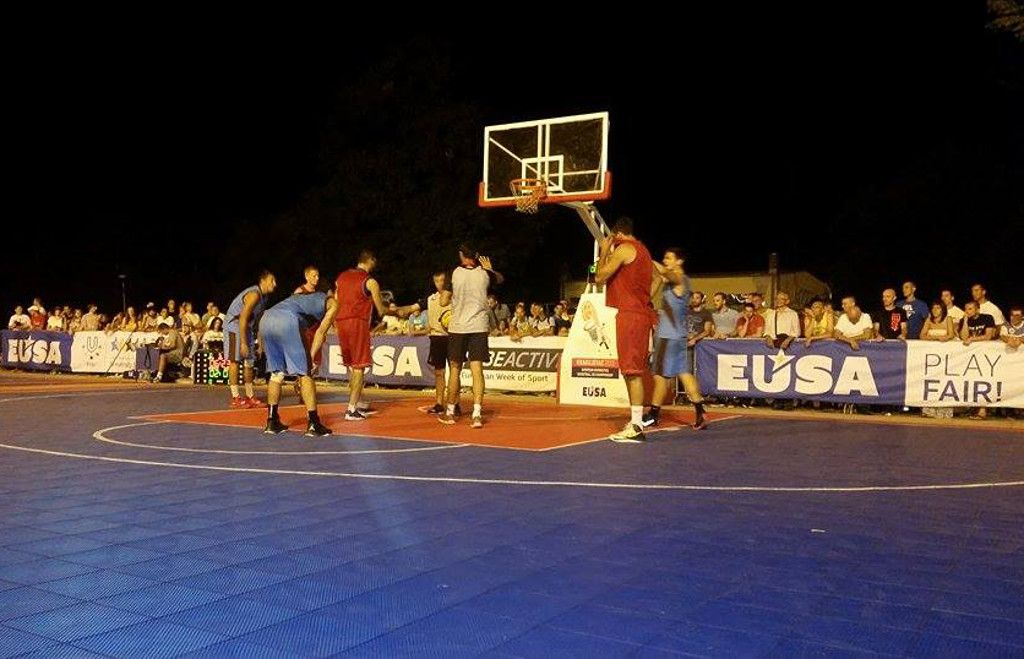 Basketball 3x3 matches