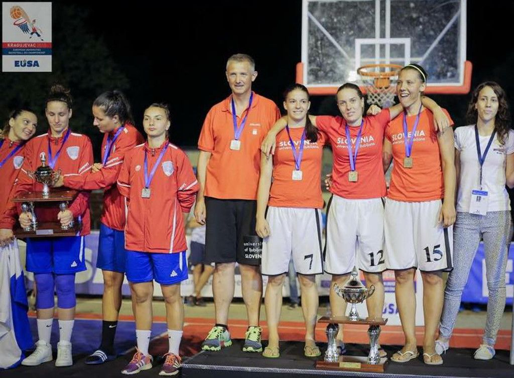 Medallists Women