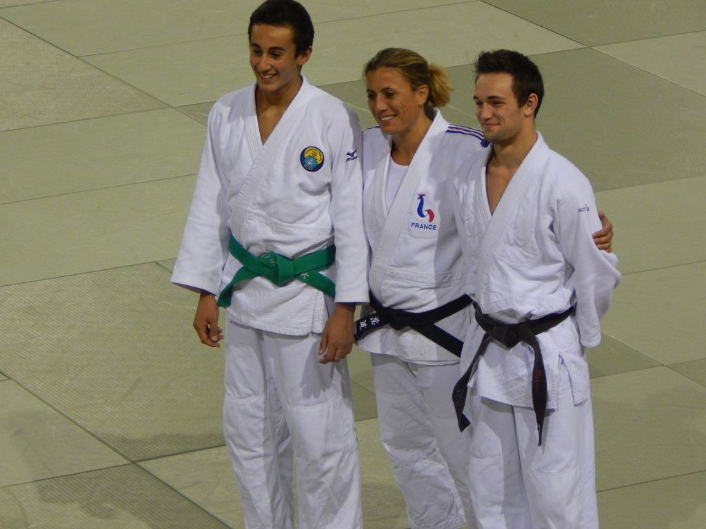 Judokas at the Championship
