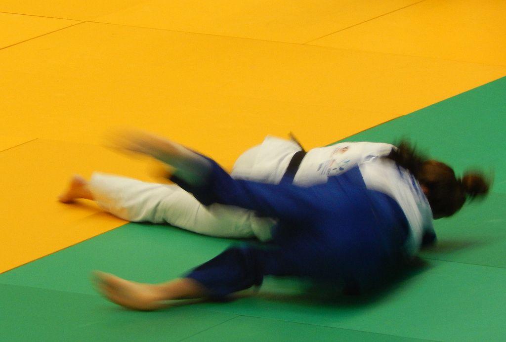 Judo matches
