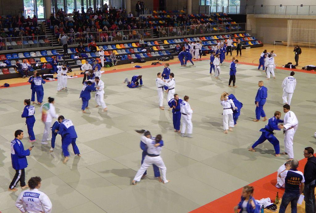 EUC Judo 2015 starts