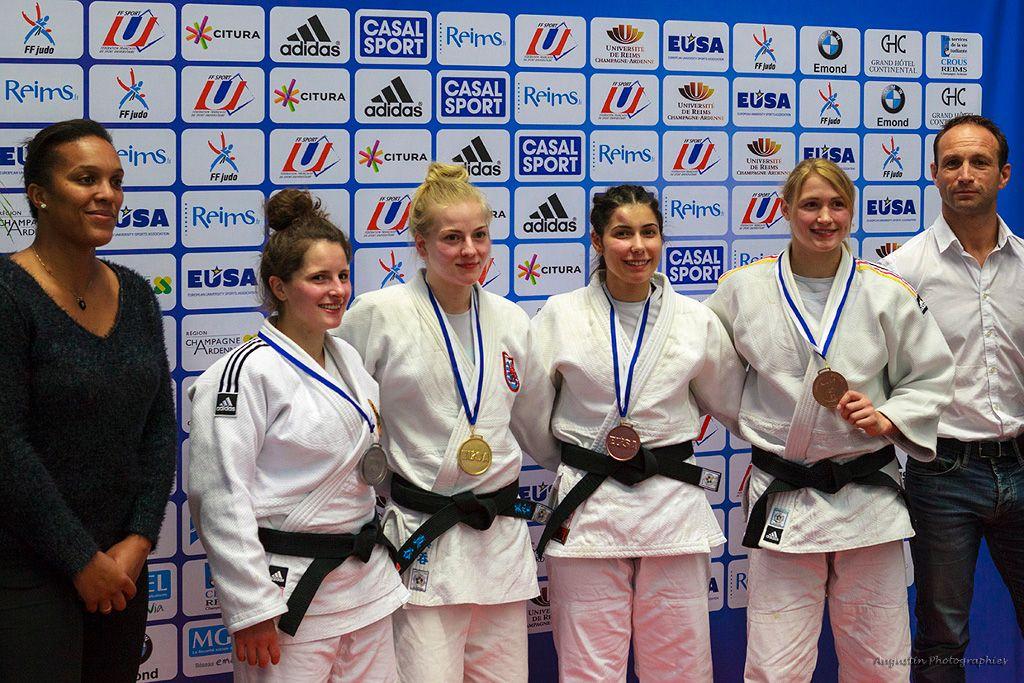 Medal awardings