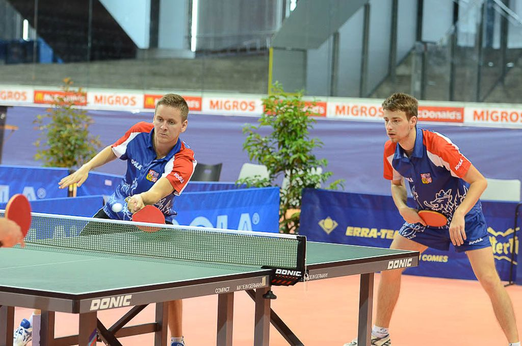 Doubles women competition