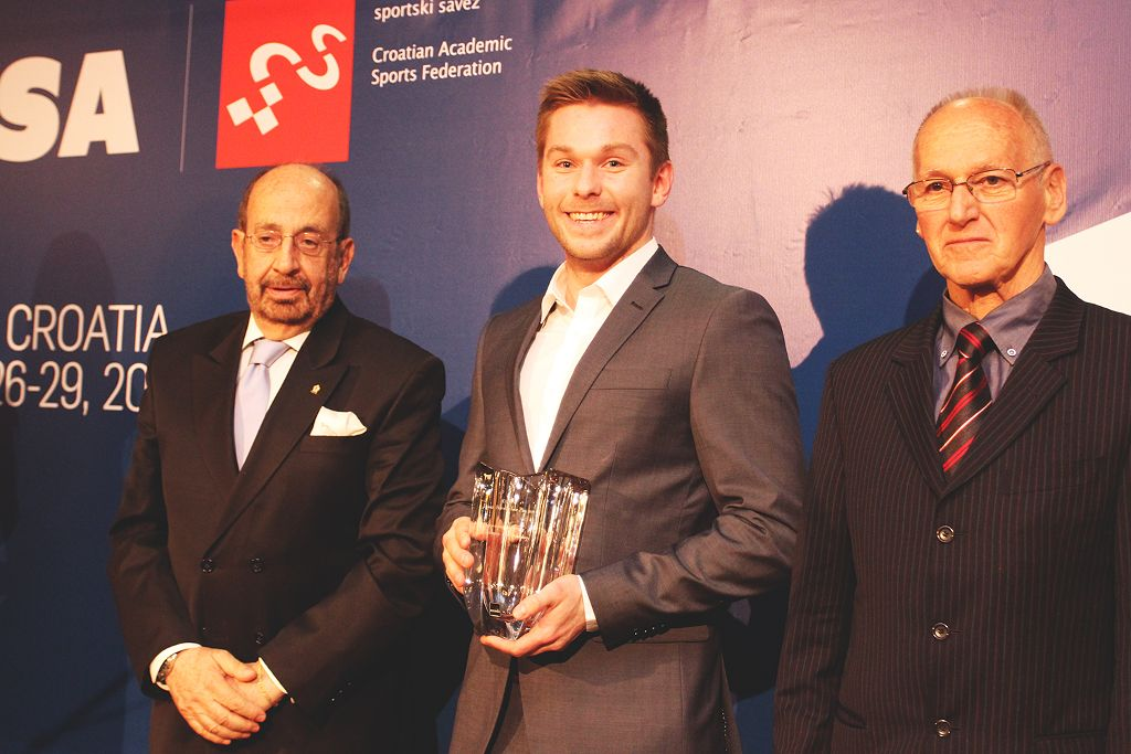Enno Harms Fair Play award: men's handball team of the Norwegian University of Science and Technology