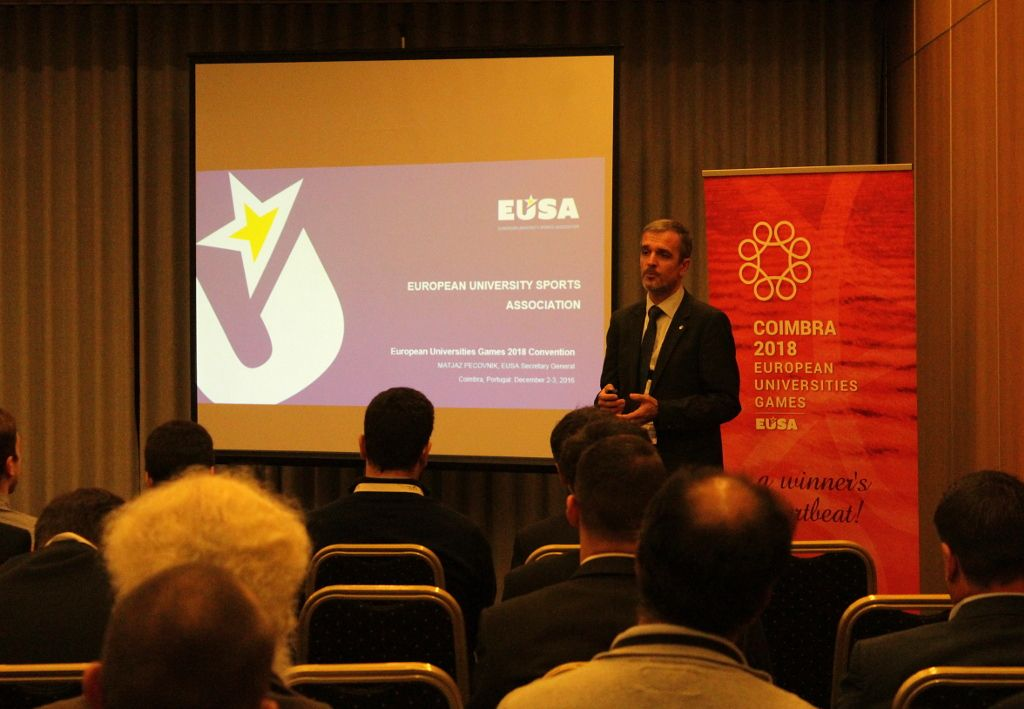 EUSA Presentation by Mr Matjaz Pecovnik