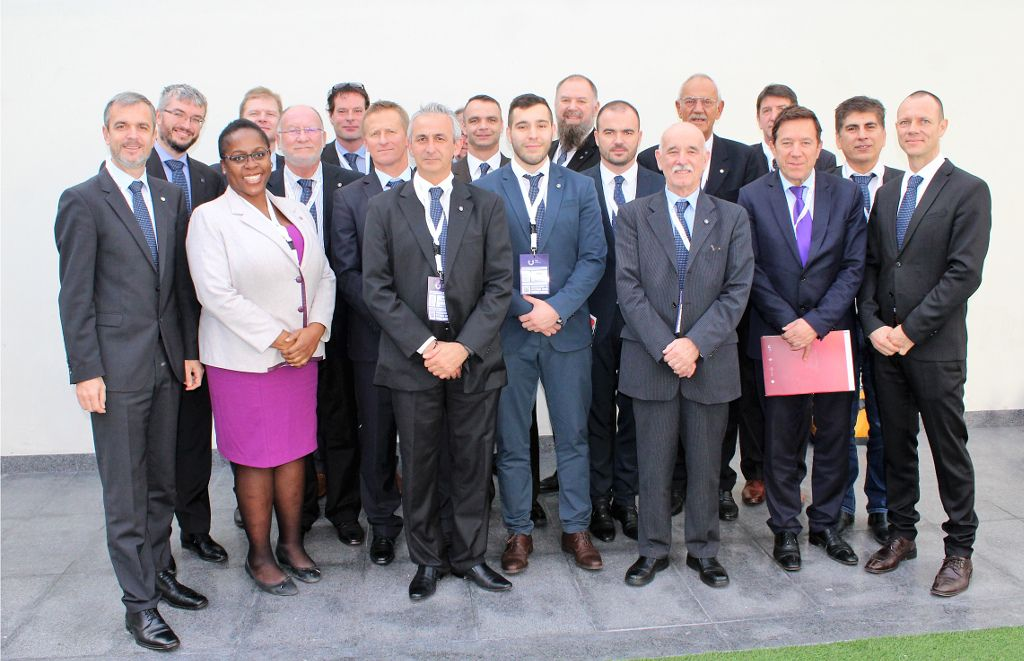 EUSA Supervision Commission and Technical Delegates