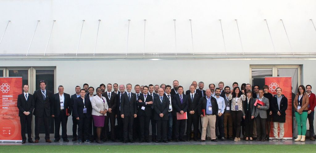 Participants of the EUSA EUG2018 Convention