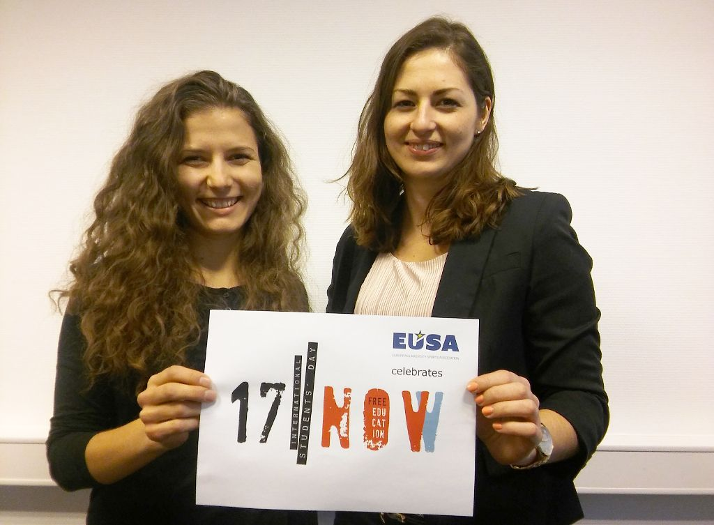 EUSA celebrates International Students' Day