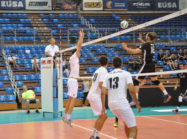 European Universities Volleyball Championship 2017