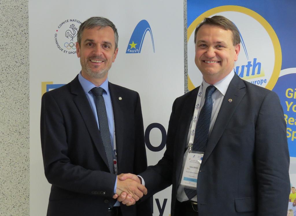 EUSA and ENGSO Secretaries General
