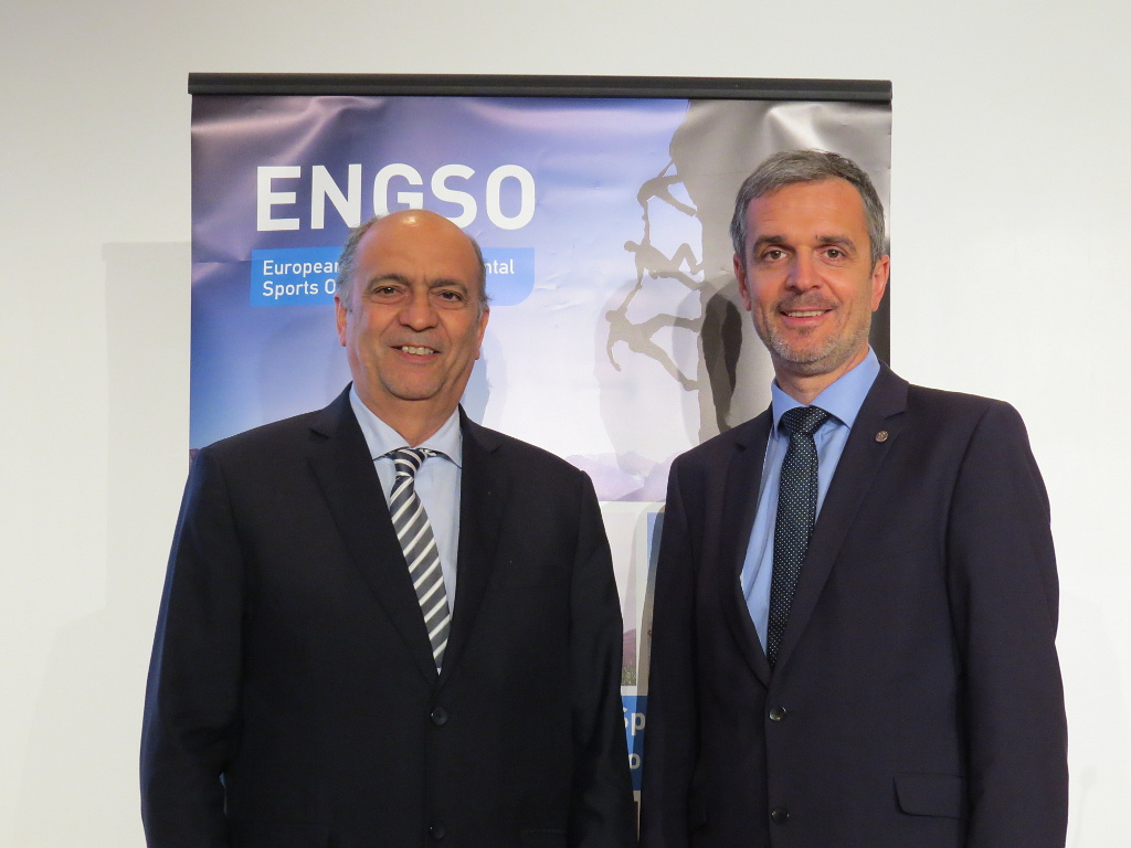 ENGSO President and EUSA Secretary General