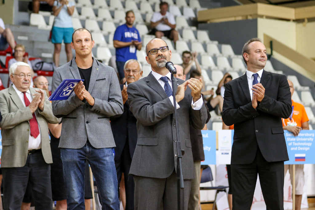 European Universities Basketball Championship 2017 EUSA