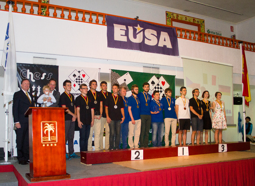 European Universities Bridge Championship 2017 EUSA