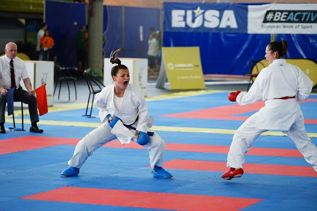 Coimbra European Universities Karate Championship 2017 EUSA