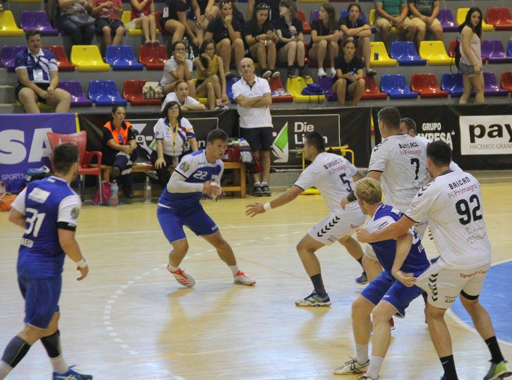 European Universities Handball Championship 2017 EUSA Antequera Spain