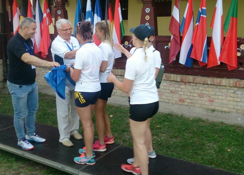 European Universities Rowing Championship 2017 Subotica