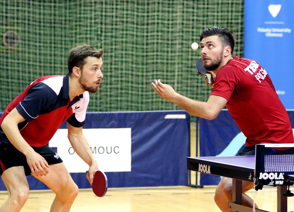 European Universities Table Tennis Championship 2017 Olomouc