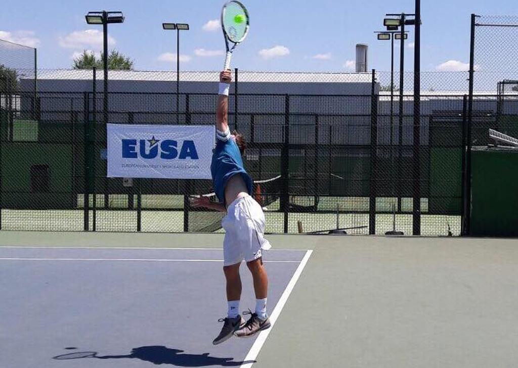 Male tennis tournament